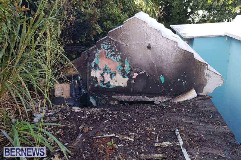 Storage Shed fire Bermuda Nov 17 2017 (3)