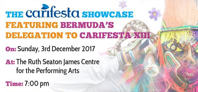 carifesta Bermuda Nov 23 2017