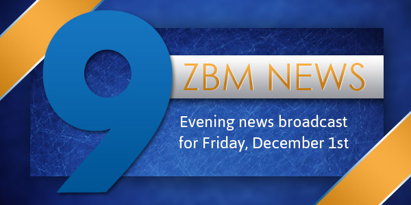 zbm 9 news Bermuda December 1 2017 TC