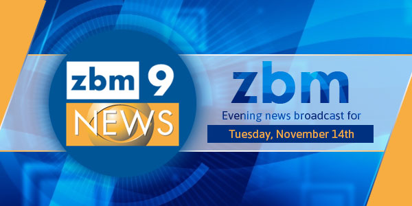 zbm 9 news Bermuda November 14 2017