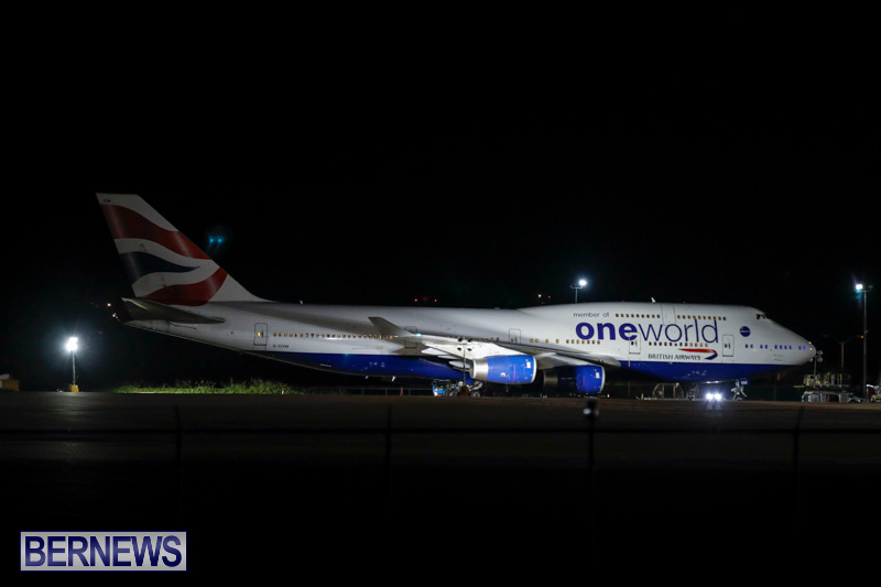 British Airways Boeing 747 Bermuda, December 11 2017-4837