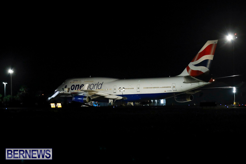 British Airways Boeing 747 Bermuda, December 11 2017-4853