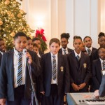 Clearwater Middle School's Choir Bermuda Dec 2017 (1)