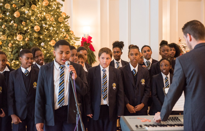Clearwater-Middle-School's-Choir-Bermuda-Dec-2017-1