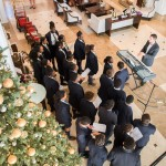 Clearwater Middle School's Choir Bermuda Dec 2017 (5)