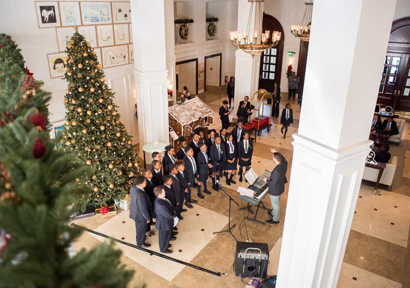 Clearwater-Middle-School's-Choir-Bermuda-Dec-2017-7