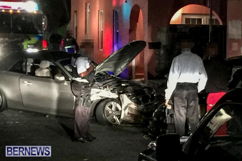 Collision Cars Flatts Bermuda, December 3 2017_2-2