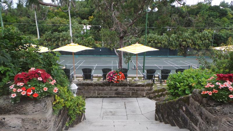 Coral Beach & Tennis Club Bermuda Dec 2017
