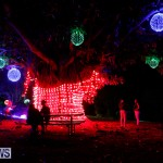 Festival of Lights Christmas Decorations Lights Bermuda, December 22 2017-7424
