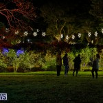 Festival of Lights Christmas Decorations Lights Bermuda, December 22 2017-7481