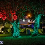 Festival of Lights Christmas Decorations Lights Bermuda, December 22 2017-7485
