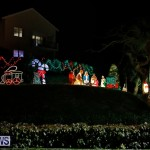 Flatts Hill Christmas Decorations Lights Bermuda, December 20 2017-6617