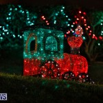 Flatts Hill Christmas Decorations Lights Bermuda, December 20 2017-6633