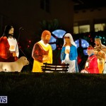 Flatts Hill Christmas Decorations Lights Bermuda, December 20 2017-6641