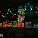 Flatts Hill Christmas Decorations Lights Bermuda, December 20 2017-6649