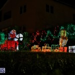 Flatts Hill Christmas Decorations Lights Bermuda, December 20 2017-6653
