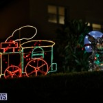 Flatts Hill Christmas Decorations Lights Bermuda, December 20 2017-6669