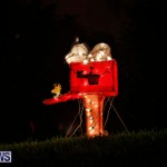 Flatts Hill Christmas Decorations Lights Bermuda, December 20 2017-6673