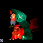Flatts Hill Christmas Decorations Lights Bermuda, December 20 2017-6685