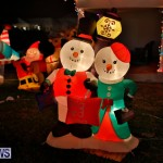 Flatts North Shore Road Christmas Decorations Lights Bermuda, December 20 2017-6828