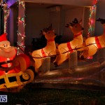 Flatts North Shore Road Christmas Decorations Lights Bermuda, December 20 2017-6836