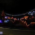 Flatts North Shore Road Christmas Decorations Lights Bermuda, December 20 2017-6876
