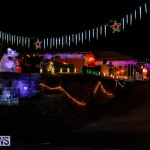 Flatts North Shore Road Christmas Decorations Lights Bermuda, December 20 2017-6880