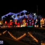Flatts North Shore Road Christmas Decorations Lights Bermuda, December 20 2017-6896