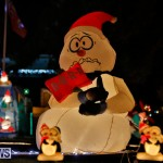 Flatts North Shore Road Christmas Decorations Lights Bermuda, December 20 2017-6908