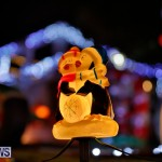 Flatts North Shore Road Christmas Decorations Lights Bermuda, December 20 2017-6912