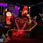 Flatts North Shore Road Christmas Decorations Lights Bermuda, December 20 2017-6936