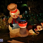 Flatts North Shore Road Christmas Decorations Lights Bermuda, December 20 2017-7000
