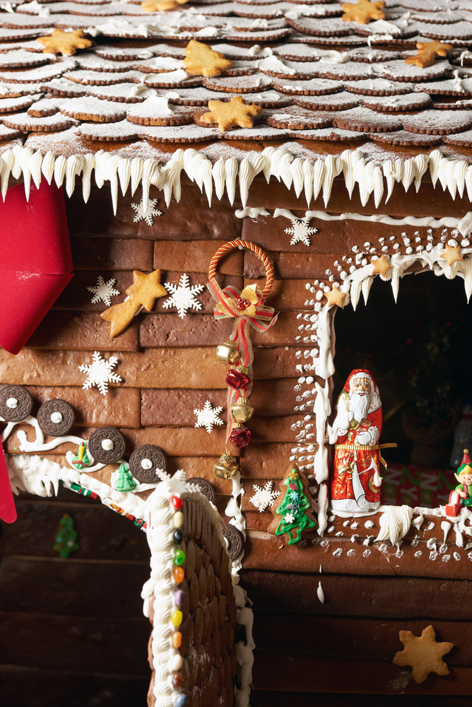 Hamilton Princess Bermuda 2017 Gingerbread House (1)