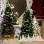 Hamilton Storefronts Christmas Decorations Lights Bermuda, December 22 2017-7609