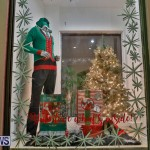 Hamilton Storefronts Christmas Decorations Lights Bermuda, December 22 2017-7737