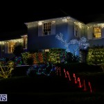 Jennings Road Christmas Decorations Lights Bermuda, December 20 2017-6729