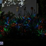 Jennings Road Christmas Decorations Lights Bermuda, December 20 2017-6745