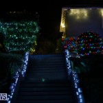 Jennings Road Christmas Decorations Lights Bermuda, December 20 2017-6753