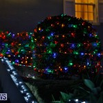 Jennings Road Christmas Decorations Lights Bermuda, December 20 2017-6757