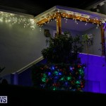 Jennings Road Christmas Decorations Lights Bermuda, December 20 2017-6761