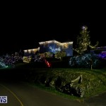 Jennings Road Christmas Decorations Lights Bermuda, December 20 2017-6773