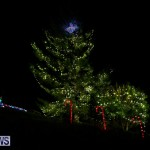 Jennings Road Christmas Decorations Lights Bermuda, December 20 2017-6809