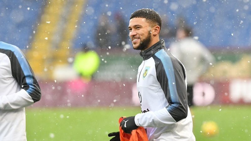 Nahki Wells Burnley vs. Watford
