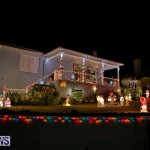 North Cote Close Christmas Decorations Lights Bermuda, December 20 2017-7056