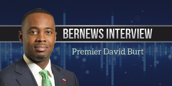 Premier David Burt Bernews Podcast