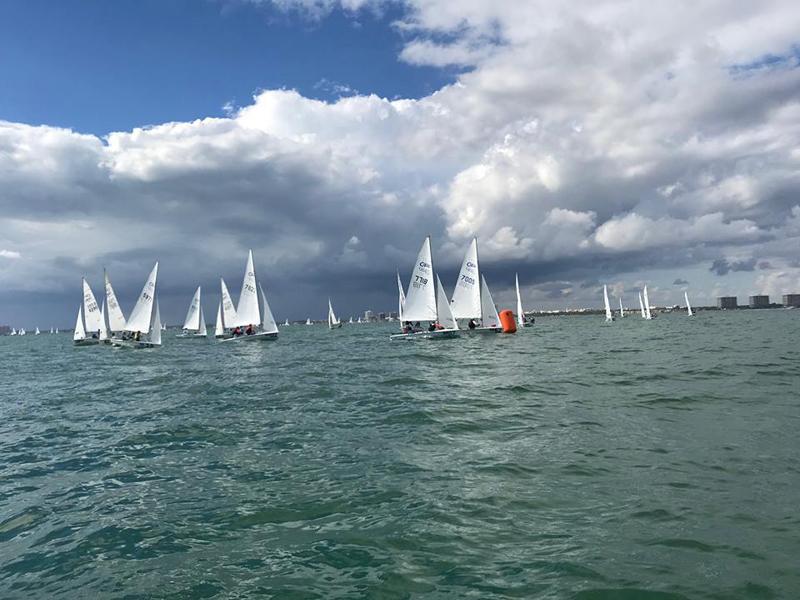 Sailing Bermuda Dec 28 2017