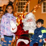Santa Comes To St Georges Bermuda, December 2 2017_3548
