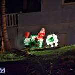 Sayle Road Christmas Decorations Lights Bermuda, December 22 2017-7373