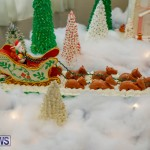 Sylvia Richardson Care Facility Christmas Chef Decorations Bermuda, December 20 2017-6481