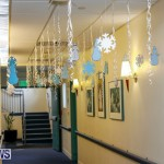 Sylvia Richardson Care Facility Christmas Decorations Bermuda, December 20 2017-6472